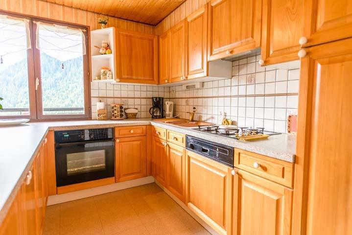 Аренда на лыжном курорте Апартаменты 3 комнат 7 чел. (1) - Chalet Beau Regard - Châtel - апартаменты