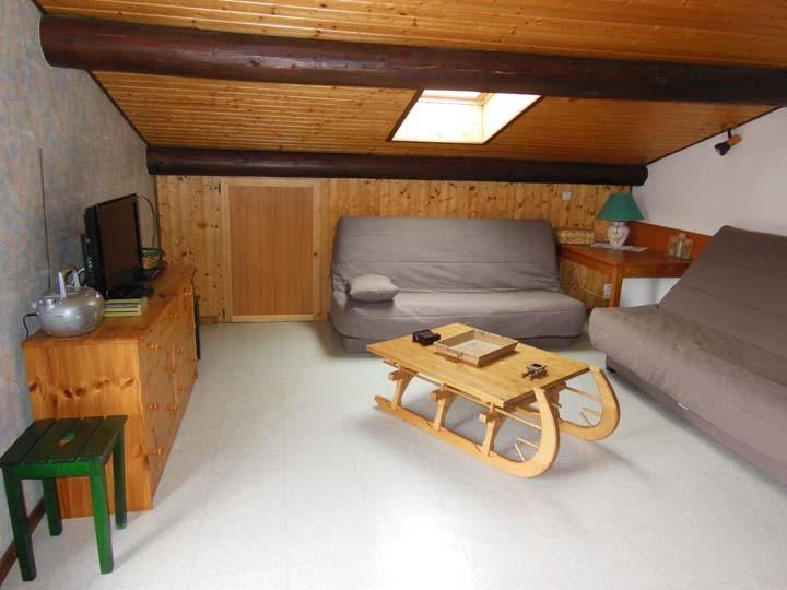 Аренда на лыжном курорте Апартаменты 3 комнат 7 чел. (2) - Chalet Beau Regard - Châtel - апартаменты