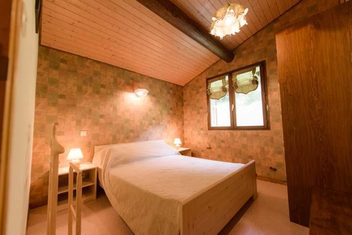 Аренда на лыжном курорте Апартаменты 3 комнат 7 чел. (2) - Chalet Beau Regard - Châtel - Комната
