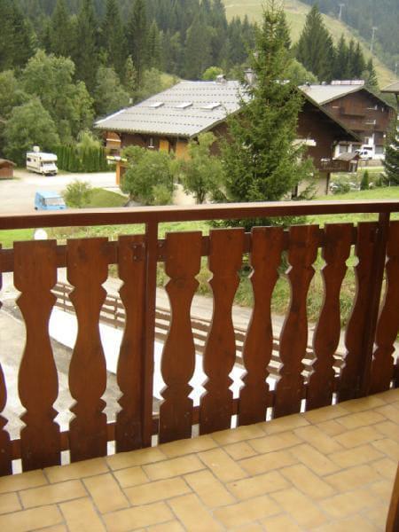 Аренда на лыжном курорте Апартаменты 2 комнат 5 чел. (12C) - Chalet du Perthuis - Châtel