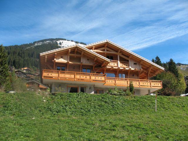 Location au ski Appartement 3 pièces 6 personnes - Chalet Klesse Christelle - Châtel