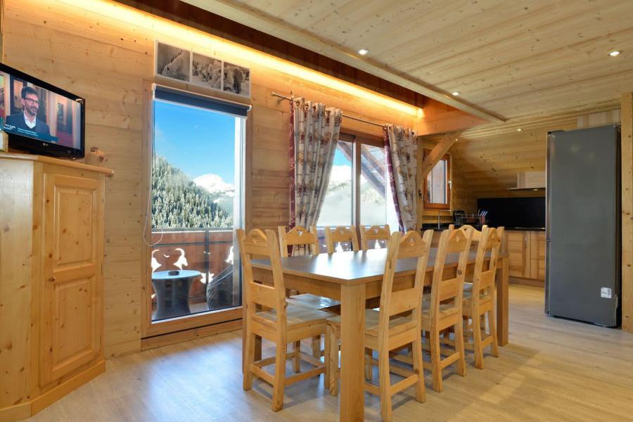 Location au ski Appartement duplex 3 pièces 7 personnes (3) - Chalet l'Epicéa - Châtel