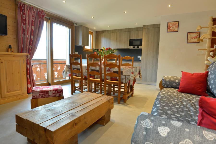 Location au ski Appartement 3 pièces 6 personnes (1) - Chalet l'Epicéa - Châtel