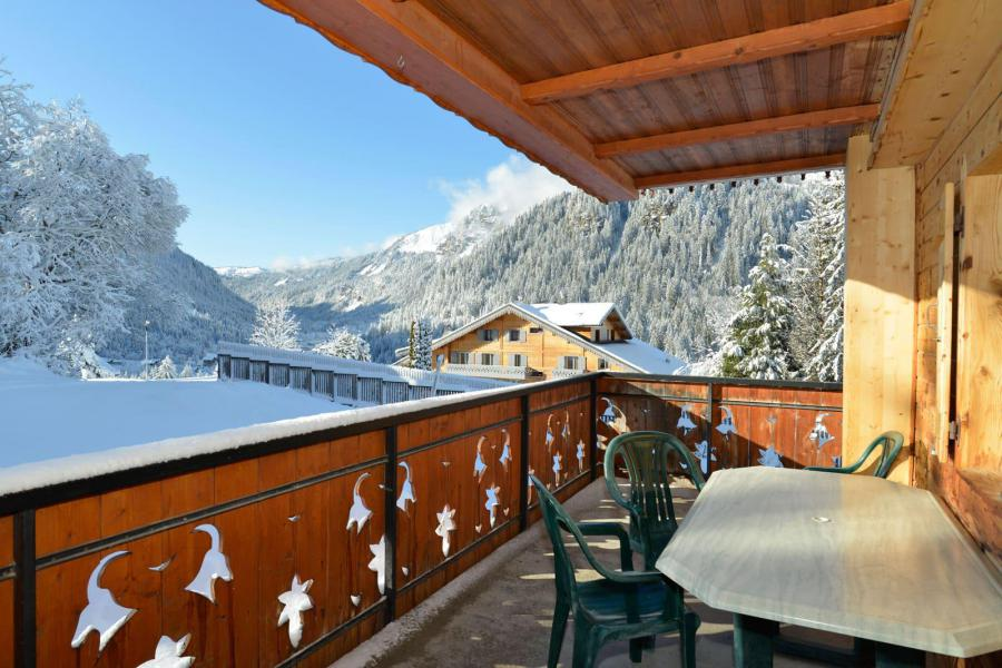 Location au ski Appartement 3 pièces 7 personnes (5) - Chalet l'Epicéa - Châtel