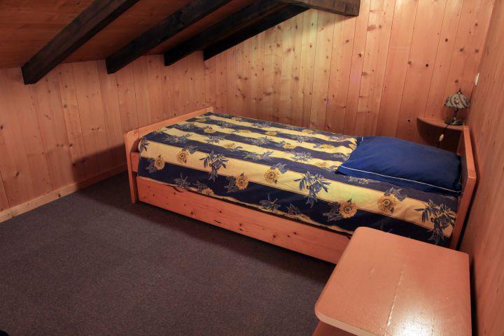 Rent in ski resort 2 room duplex chalet 5 people - Chalet la Fouine - Châtel - Apartment