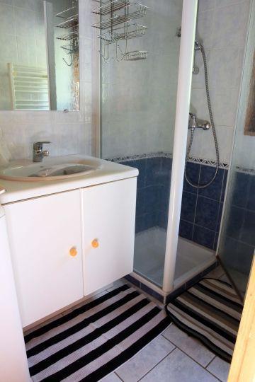 Rent in ski resort 2 room duplex chalet 5 people - Chalet la Fouine - Châtel - Shower room