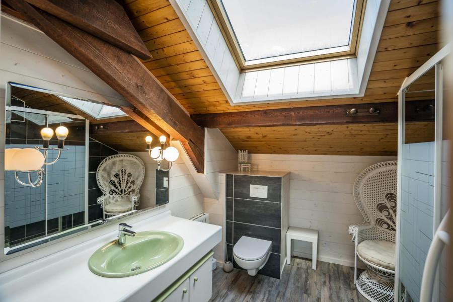 Аренда на лыжном курорте Апартаменты дуплекс 3 комнат 6 чел. - Chalet la Galettière - Châtel