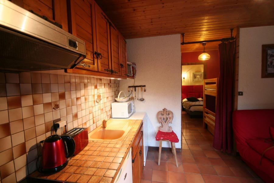 Location au ski Appartement 2 pièces coin montagne 5 personnes - Chalet la Minaudière - Châtel