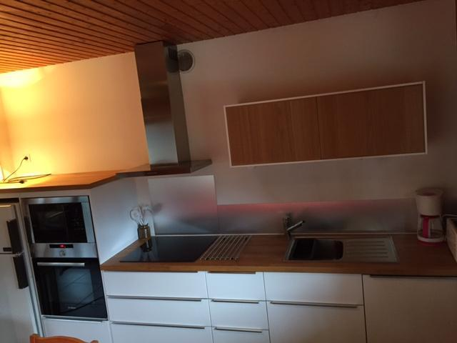 Location au ski Appartement 3 pièces 6 personnes - Chalet les Barbules - Châtel - Kitchenette
