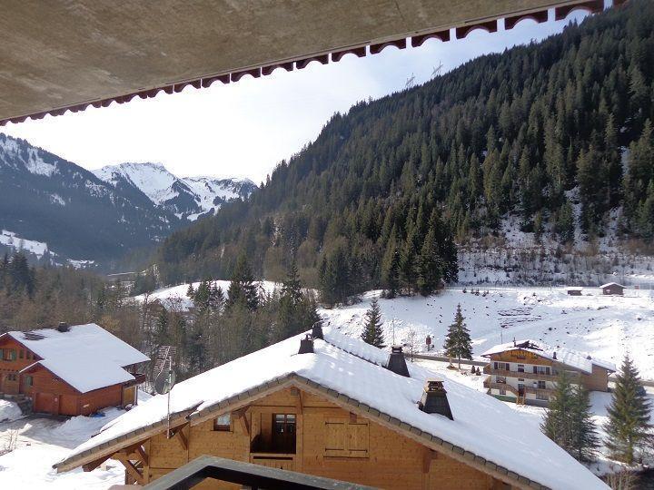 Vacaciones en montaña Apartamento 3 piezas para 6 personas (1) - Chalet les Bouquetins - Châtel - Invierno