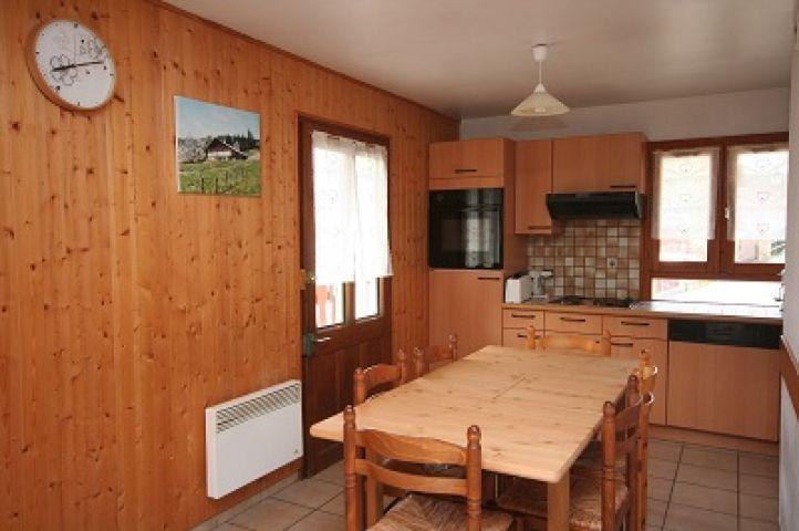 Vacaciones en montaña Apartamento 3 piezas para 6 personas - Chalet les Chablis - Châtel - Invierno