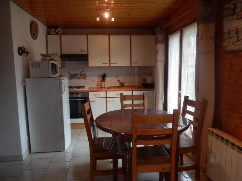 Rent in ski resort 2 room apartment 4 people - Chalet les Géraniums - Châtel