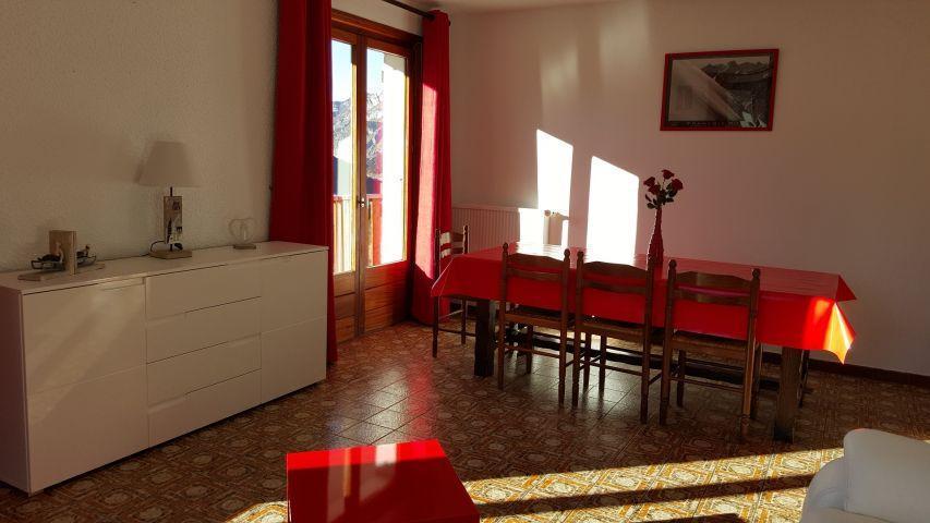 Location au ski Appartement 4 pièces 8 personnes (002) - Chalet les Pensées - Châtel - Table