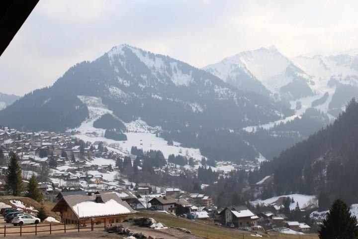 Vacaciones en montaña Apartamento 3 piezas para 5 personas (002) - Chalet les Pivottes - Châtel - Invierno