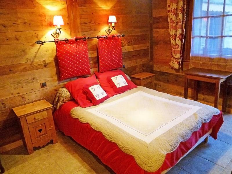 Location au ski Chalet Petit Chatel - Châtel - Chambre