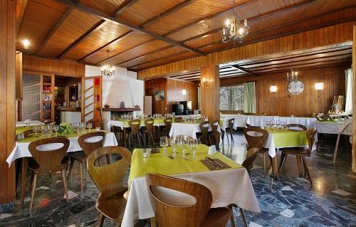Location au ski Hotel Eliova L'eau Vive - Châtel - Intérieur