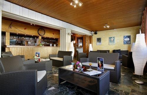 Location au ski Hôtel Eliova l'Eau Vive - Châtel - Bar
