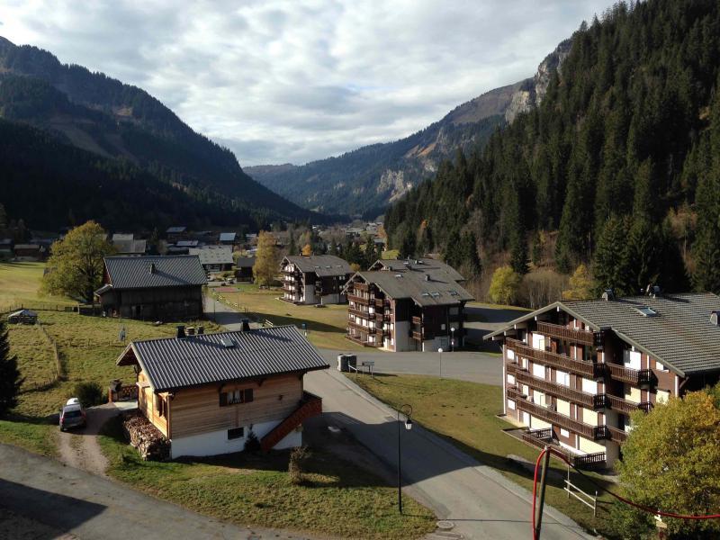 Ski verhuur Appartement 4 kamers 6 personen - La Résidence Forsythia - Châtel