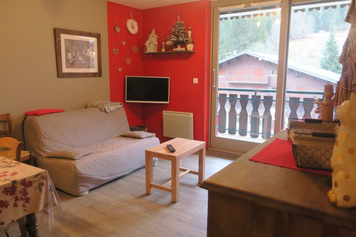 Location au ski Appartement 2 pièces coin montagne 6 personnes (190) - La Résidence le Moulin - Châtel
