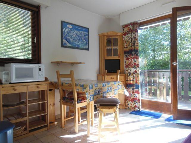 Location au ski Studio coin montagne 3 personnes - La Résidence les Avenières - Châtel