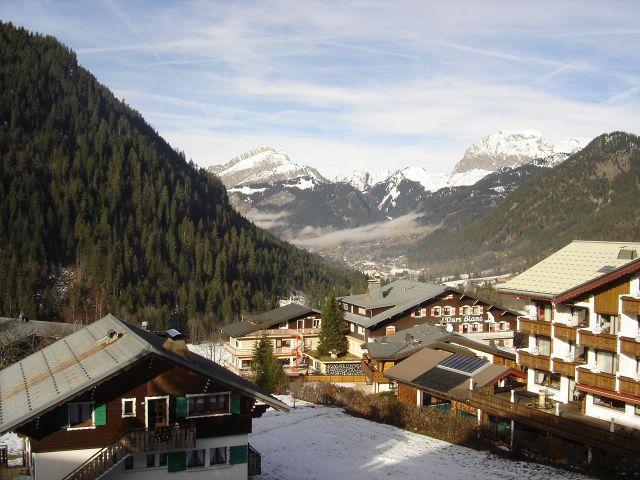 Location au ski Studio duplex 4 personnes - La Résidence les Tavaillons - Châtel