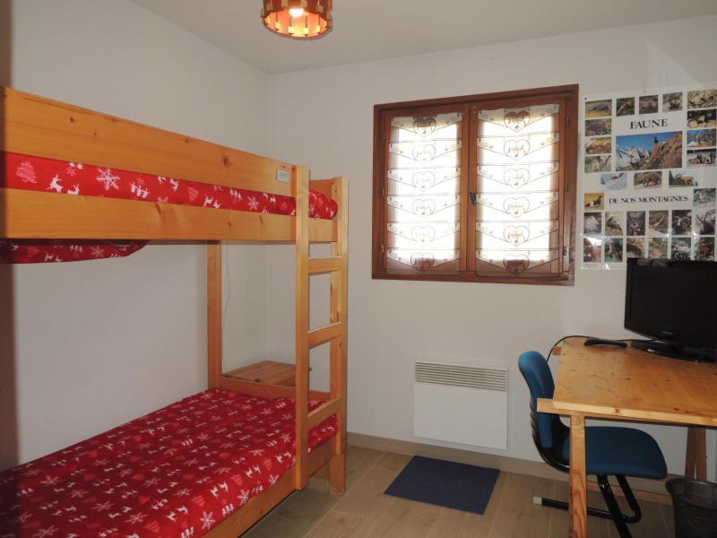 Location au ski Appartement 3 pièces 6 personnes (BBC5) - Les Chalets de Barbessine - Châtel - Baignoire