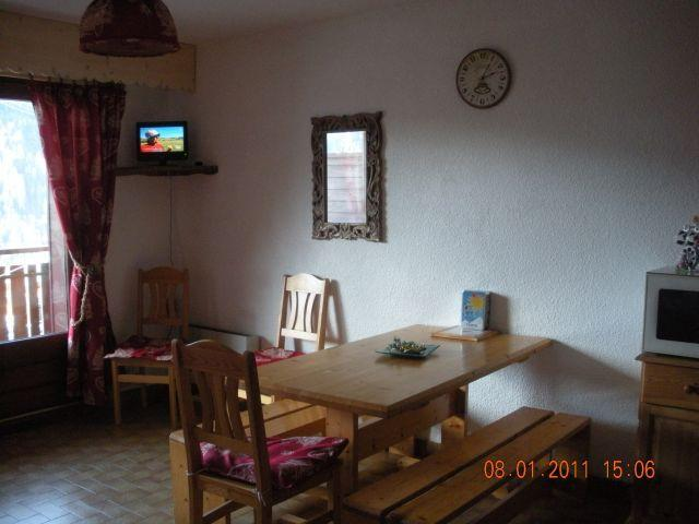 Rent in ski resort Studio sleeping corner 4 people (115) - Résidence Alpenlake - Châtel
