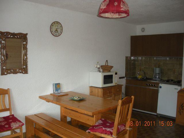 Rent in ski resort Studio sleeping corner 4 people (115) - Résidence Alpenlake - Châtel - Toaster
