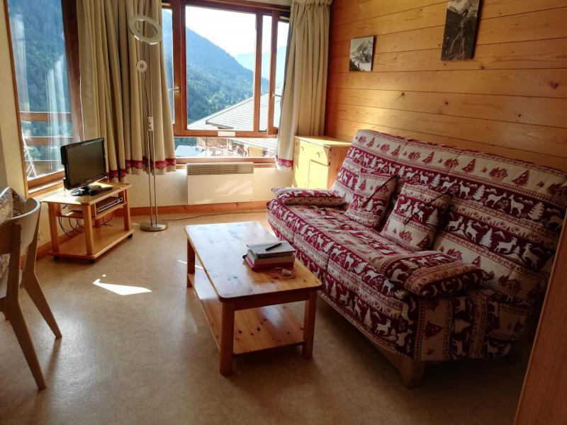 Location au ski Studio coin montagne 4 personnes - Résidence Chambron - Châtel
