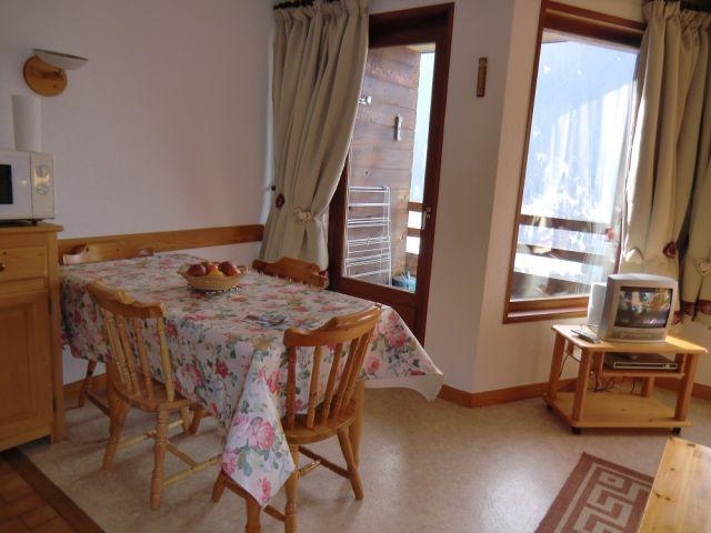Location au ski Studio coin montagne 4 personnes - Résidence Chambron - Châtel - Appartement