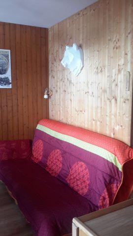Location au ski Studio coin montagne 4 personnes (16) - Résidence Croix de Savoie - Châtel - Canapé-lit