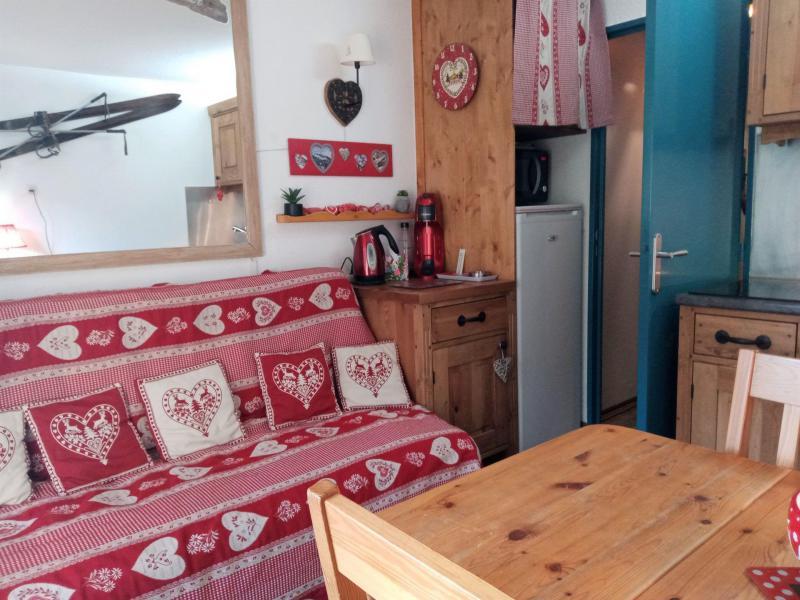 Location au ski Studio coin montagne 5 personnes (A25) - Résidence des Gentianes - Châtel - Clic-clac