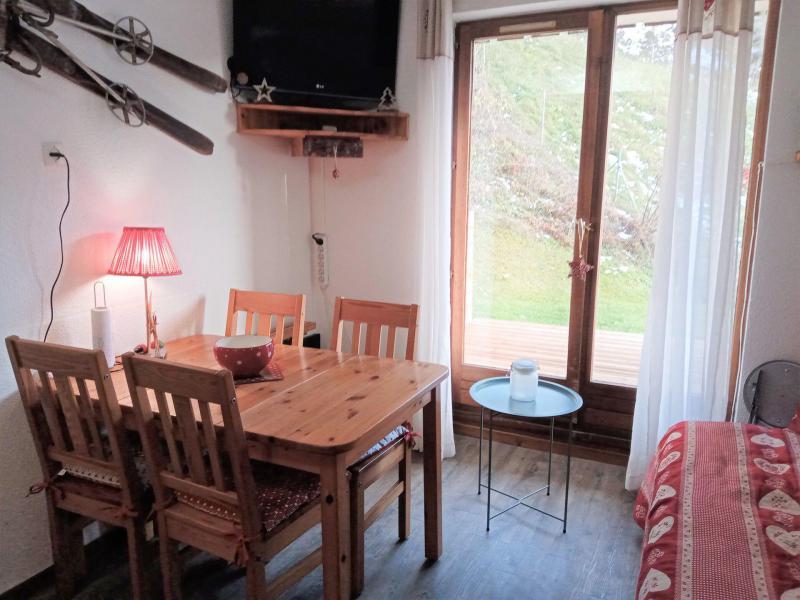 Location au ski Studio coin montagne 5 personnes (A25) - Résidence des Gentianes - Châtel - Séjour