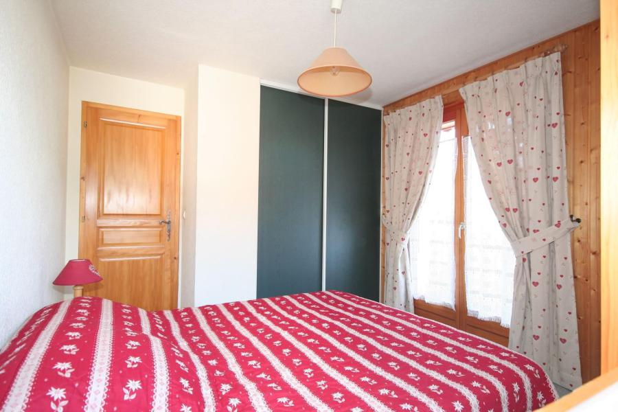 Rent in ski resort 3 room apartment 6 people (3) - Résidence Echo des Montagnes - Châtel - Double bed