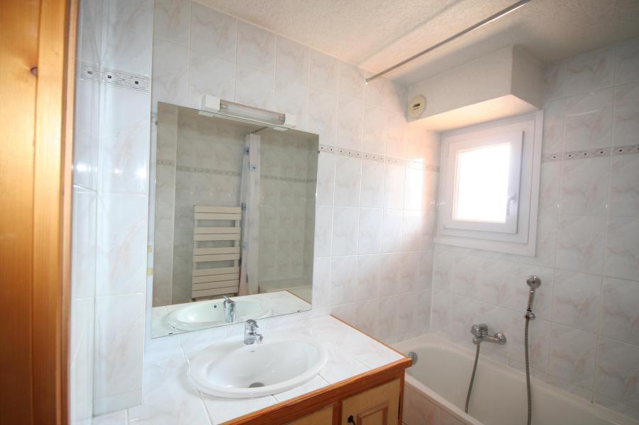 Rent in ski resort 3 room apartment 6 people (6) - Résidence Echo des Montagnes - Châtel - Bath-tub