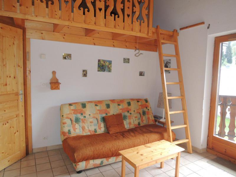 Location au ski Appartement 3 pièces mezzanine 6 personnes - Résidence Forsythia - Châtel - Appartement