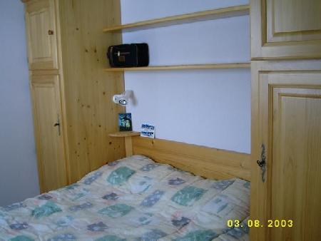 Wynajem na narty Apartament 3 pokojowy 6 osób (17) - Résidence Fuchsia - Châtel - Pokój