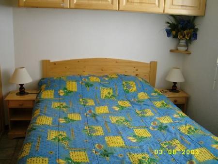 Location au ski Appartement 3 pièces 6 personnes (17) - Résidence Fuchsia - Châtel - Chambre