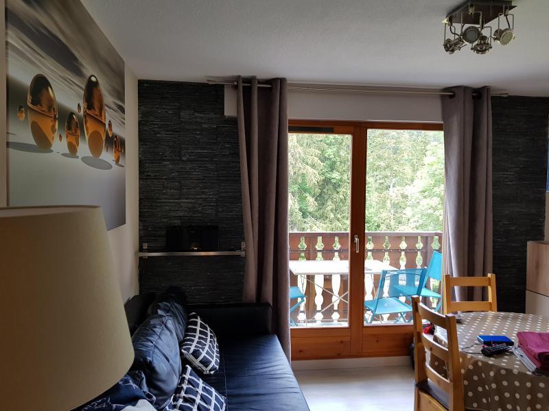 Location au ski Logement 5 personnes - Résidence Fuchsia - Châtel - Appartement