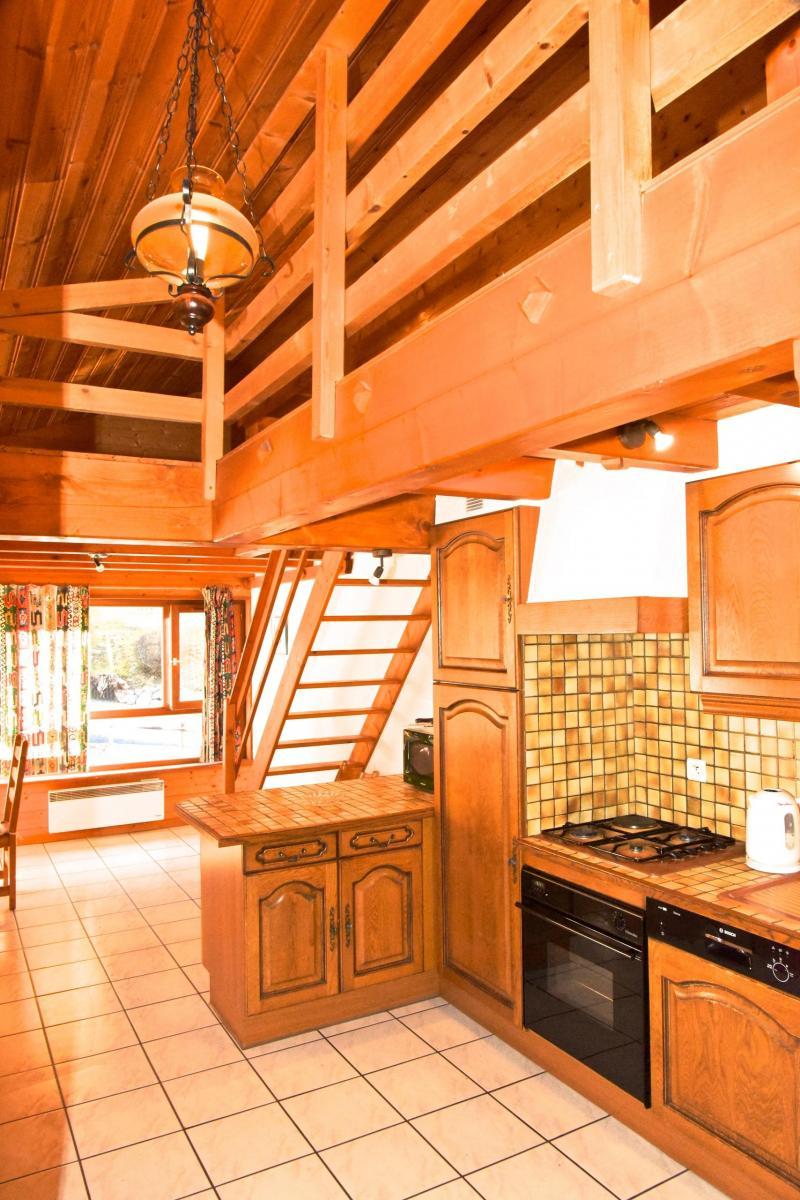 Location au ski Appartement duplex 3 pièces 6 personnes - Résidence Jessi - Châtel