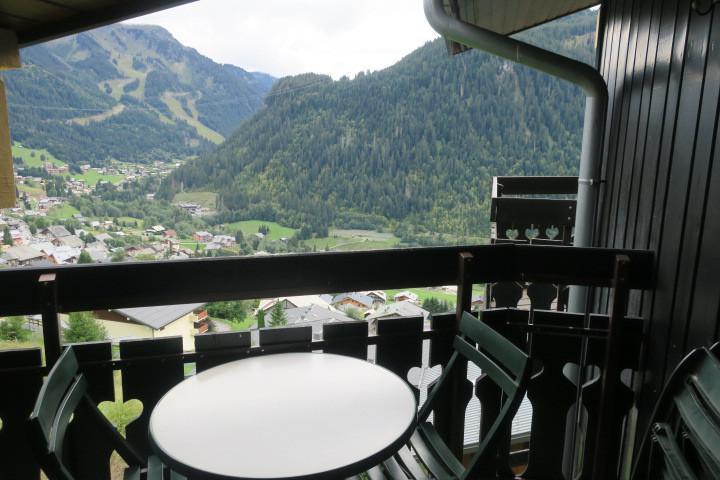 Location au ski Studio coin montagne 4 personnes (D9BIS) - Résidence l'Alpage - Châtel