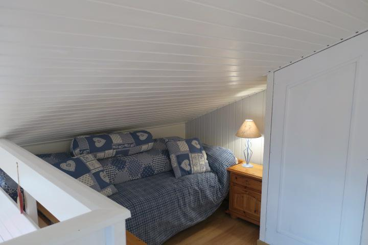 Location au ski Appartement 2 pièces mezzanine 5 personnes (D16) - Résidence l'Alpage - Châtel - Chambre