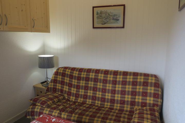 Location au ski Appartement duplex 3 pièces 6 personnes (A11) - Résidence l'Alpage - Châtel - Banquette-lit