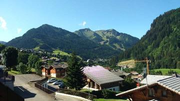 Location au ski Studio mezzanine 3 personnes (17A) - Résidence la Toison Blanche - Châtel