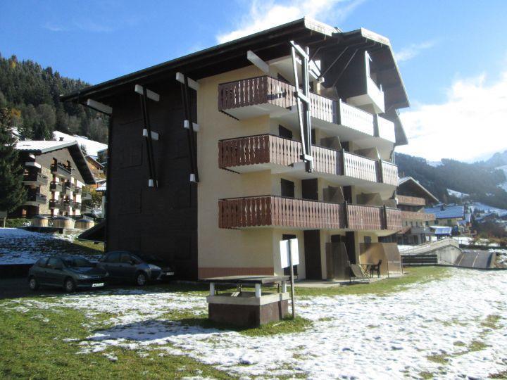 Vacaciones en montaña Estudio para 3 personas (84A) - Résidence la Tovassière - Châtel - Invierno
