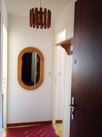 Rent in ski resort 2 room apartment 5 people (001) - Résidence le Caribou - Châtel - Hall