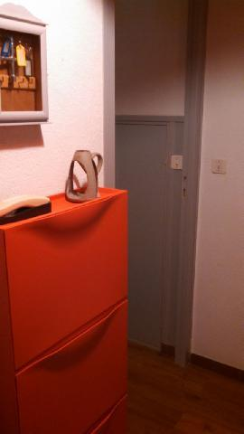 Rent in ski resort 2 room apartment 5 people (007) - Résidence le Caribou - Châtel - Hall