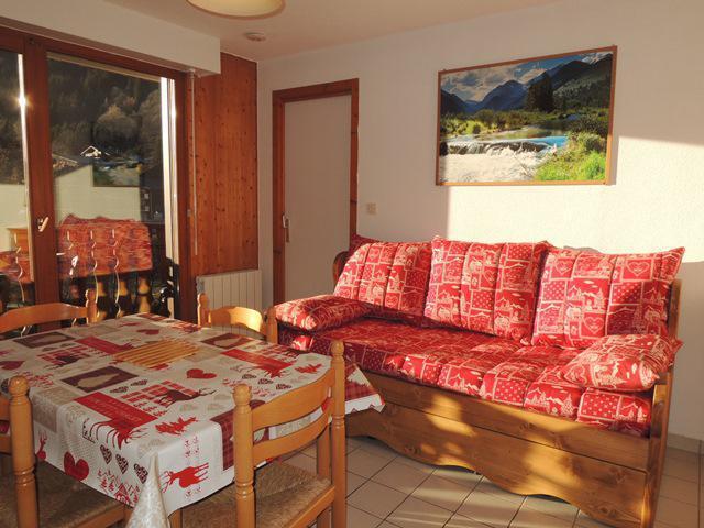 Location au ski Appartement 2 pièces 5 personnes (CR34) - Résidence le Christina - Châtel - Séjour