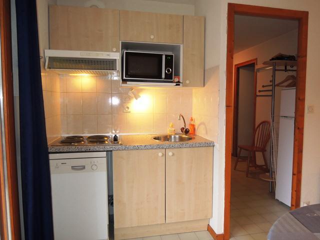 Location au ski Appartement 3 pièces 6 personnes (CR23) - Résidence le Christina - Châtel - Cuisine