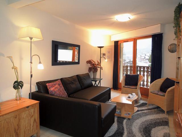 Location au ski Appartement 3 pièces 6 personnes (CR23) - Résidence le Christina - Châtel - Séjour